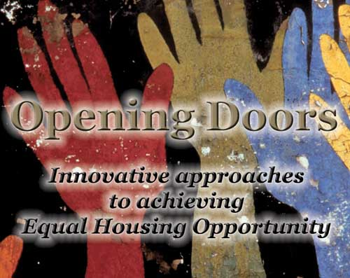 Opening Doors: Innovative approaches to achieving Equal Housing Opportunity