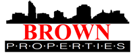Brown Properties logo