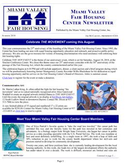 Old news - The Miami Valley Fair Housing Center